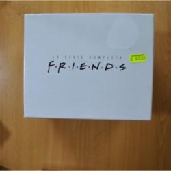 FRIENDS - LA SERIE COMPLETA - DVD