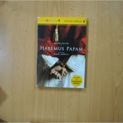 MICHEL PICCOLI - HABEMUS PAPAM - VERSION ORIGINAL - LIBRO + DVD