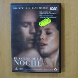 EL COLOR DE LA NOCHE - DVD