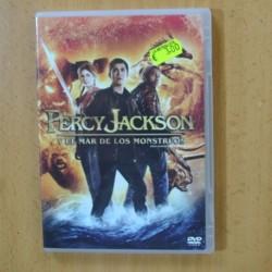 PERCY JACKSON Y EL MAR DE LOS MONSTRUOS - DVD