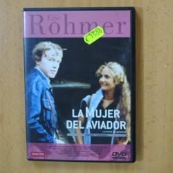 ERIC ROHMER - LA MUJER DEL AVIADOR - DVD