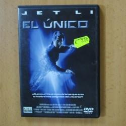 EL UNICO - DVD