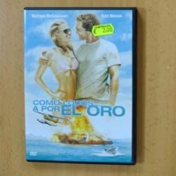 COMO LOS LOCOS... A POR EL ORO - DVD