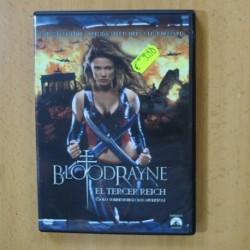 BLOODRAYNE EL TERCER REICH - DVD