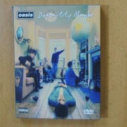 OASIS - DEFINITELY MAYBE - DVD