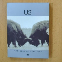U2 - THE BEST OF 1990 2000 - DVD