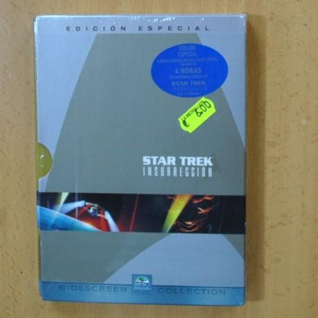 STAR TREK INSURRECCION - EDICION ESPECIAL - DVD