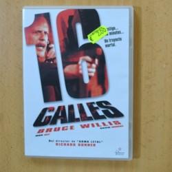 16 CALLES - DVD