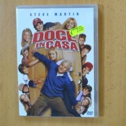 DOCE EN CASA - DVD