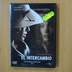 EL INTERCAMBIO - DVD