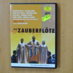 DIE ZAUBERFLOTE - DVD