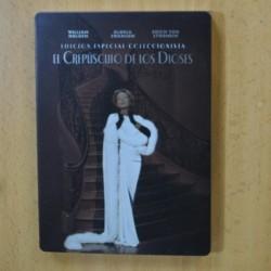 EL CREPUSCULO DE LOS DIOSES - DVD