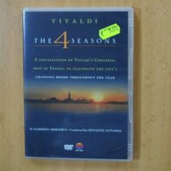 VIVALDI - THE 4 SEASONS - DVD