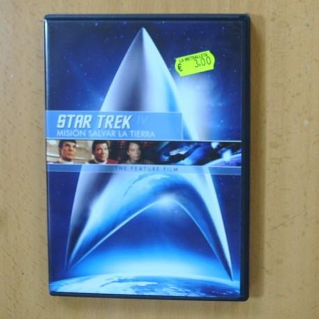 STAR TREK IV MISION SALVAR LA TIERRA - DVD