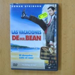 LAS VACACIONES DE MR. BEAN - DVD