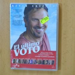 EL ULTIMO VOTO - DVD