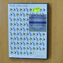 THE POLICE - EVERY BREATH YOU TAKE - 25TH ANNIVERSARY - DVD