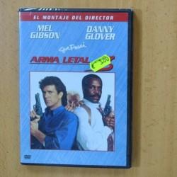 ARMA LETAL 3 - DVD