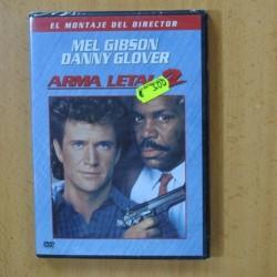 ARMA LETAL 2 - DVD