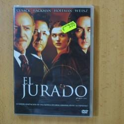 EL JURADO - DVD