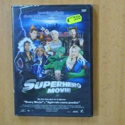 SUPERHERO MOVIE - DVD