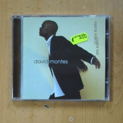 DAVID MONTES - COSTA NORTE COSTA SUR - CD