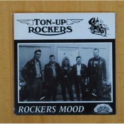 TON UP ROCKEERS - ROCKERS MOOD + 3 - EP