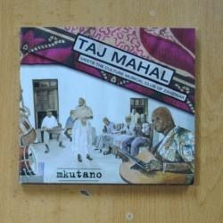 TAJ MAHAL - MKUTANO - CD