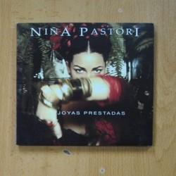 NIÑA PASTORI - JOYAS PRESTADAS - CD