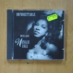 NATALIE COLE - UNFORGETTABLE - CD