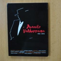 JUANITO VALDERRAMA - 1916 / 2016 - CD + DVD