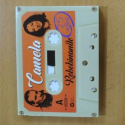 CAMELA - REBOBINANDO 25 AÑOS - 3 CD + DVD
