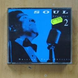VARIOS - SOUL CLASSICS 2 - CD