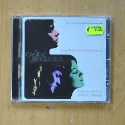 ANTONIO MELIVEO - EL CAMINO DE LOS INGLESES - CD