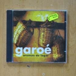 GAROE - AROMAS DE LAGAR - CD