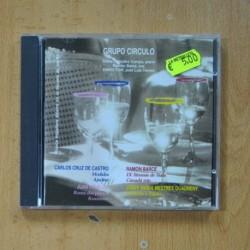 VARIOS - GRUPO CIRCULO - CD