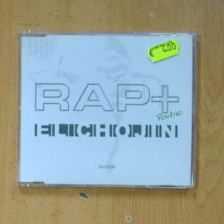 EL CHOJIN - RAP + - CD SINGLE