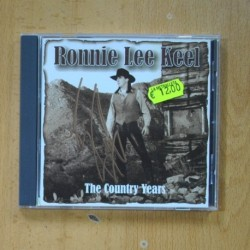RONNIE LEE KEEL - THE COUNTRY YEARS - CD