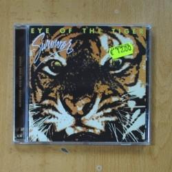 SURVIVOR - EYE OF THE TIGER - CD