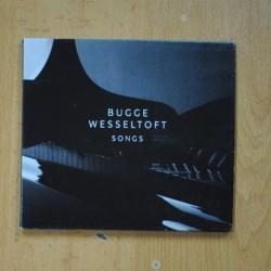 BUGGE WESSELTOFT - SONGS - CD