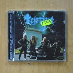TYRANT - LEGIONS OF THE DEAD - CD