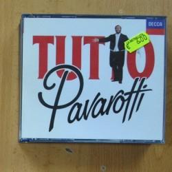 PAVAROTTI - TUTTO PAVAROTTI - 2 CD