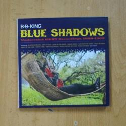 B B KING - BLUE SHADOWS - CD