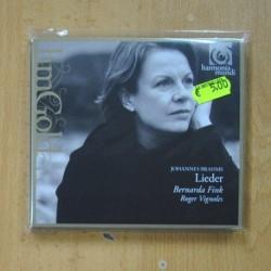 BERNARDA FINK / ROGER VIGNOLES - LIEDER - CD