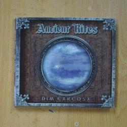 DIM CARCOSA - ANCIENT RITES - CD