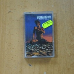 SCORPIONS - DEADLY STING - CASSETTE
