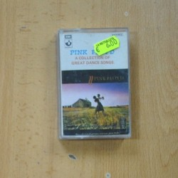 PINK FLOYD - A COLLECTION OF GREAT DANCE SONGS - CASSETTE