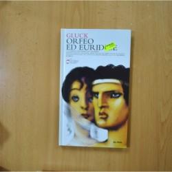GLUCK - ORFEO ED EURIDICE - CD