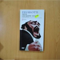 PAVAROTTI - AIDA / GIUSEPPE VERDI - CD