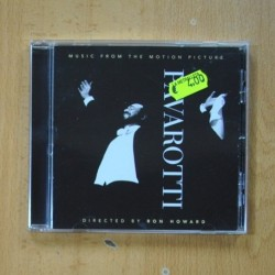 PAVAROTTI - MUSIC FROM THE MOTION PICTURE - CD